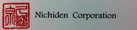 Nichiden   Corporation | Sumiko Knudsen|+4561718701|sumikoknudsen@yahoo.dk